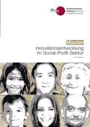 Master - Fachhochschule Salzburg