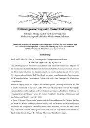 Langfassung - Institut Diakrisis