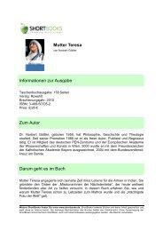 Mutter Teresa - Rowohlt Theaterverlag