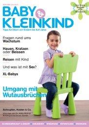 2012/2013 Download PDF 18.5MB - Baby- und Kleinkind