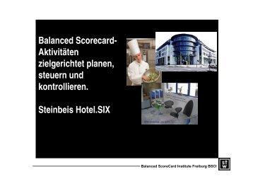 Balanced Scorecard Institute Freiburg
