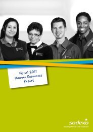 Human Resources Report 2011