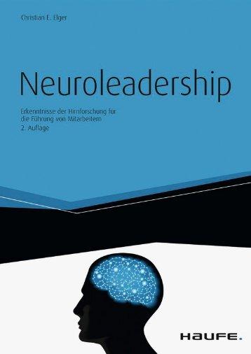 Leseprobe zum Titel: Neuroleadership - Die Onleihe