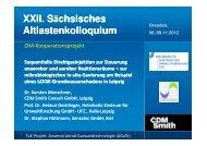 Mikrobiologische on-site-Behandlung von organisch ... - GWZ Dresden