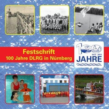 Festschrift - DLRG Kreisverband Nürnberg-Roth-Schwabach eV