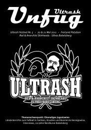 Ultrash Unfug - SOLIDARNOST - Blogsport