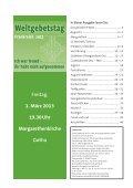 Brief Gemeinde - Evangelisch- Lutherische Stadtkirchgemeinde Gotha - Page 2
