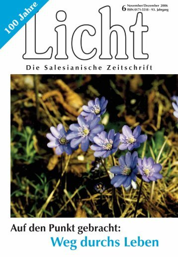 Weg durchs Leben - Franz Sales Verlag