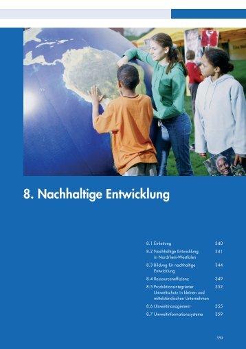 umweltbericht 2006 - Ministerium für Klimaschutz, Umwelt ...