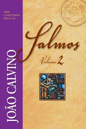 Comentário de Salmos - Vol. 2