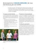 Prospekt DIALOG SIEDLUNG - vlp-aspan - Seite 6