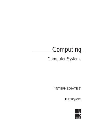 Computer systems unit 2 btec ict
