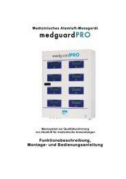 Betriebsanleitung - PRO air
