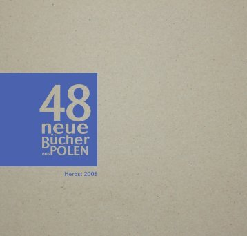 Paweł Huelle - Polish Book Institute