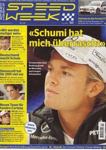 Speedweek - Ausgabe 2010-50 - RS-Sportbilder