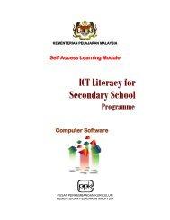 Introduction to Computer Software - Kementerian Pelajaran Malaysia