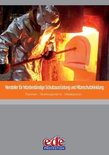 Hersteller für hitzebeständige Schutzausrüstung ... - EDC Protection