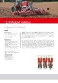 TERRASEM fertilizer - Alois Pöttinger Maschinenfabrik GmbH - Page 2