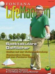 Ausgabe 02/2013 - Golfclub Fontana