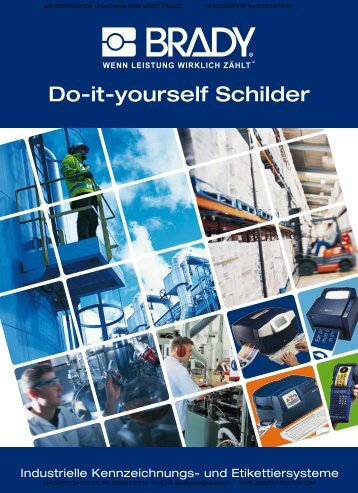 Do-it-yourself Schilder - jmbidentification - JMB Identification