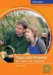 Mein Start in die Ausbildung - Landkreis Osnabrück