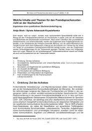 Antje Stork / Sylwia Adamczak-Krysztofowicz Welche Inhalte und ...