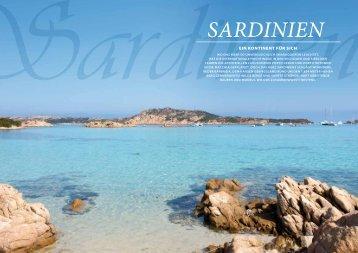 SardinienEin KontinEnt für sich
