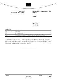 7486/08 har/SC 1 DGE WMD RAT DER EUROPÄISCHEN UNION ...