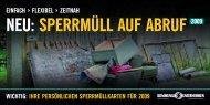 Sperrmüll JA oder NEIN - Landkreis Bad Kissingen