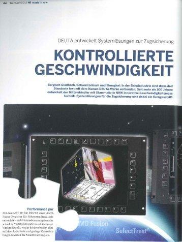 Deuta Magazine