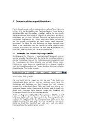 1 Datenvisualisierung mit Sparklines - Helmut Vonhoegen