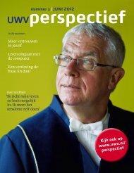 UWV Perspectief juni 2012 ( PDF , 3.93 MB)