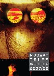 MODERn TaLES wintER 2007/08 - Eidalon-Verlag