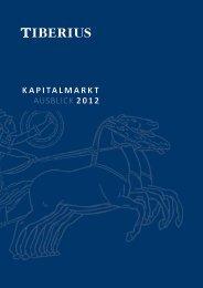 KAPITALMARKT AUSBLICK 2012 - planf.eu
