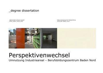 Art degree dissertation