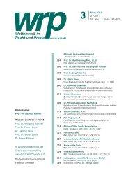 Seite 257–402 Herausgeber Prof. Dr. Helmut Köhler ...
