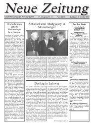 47. Jahrgang Nr. 40 - Neue Zeitung