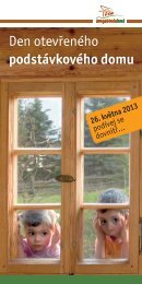 Den otevřeného podstávkového domu - Liberecký kraj
