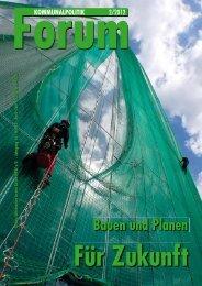 Bauen und Planen. Für Zukunft - GAR NRW