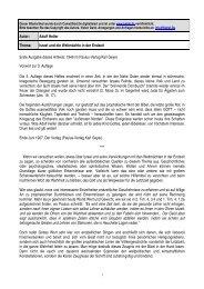 Autor: Adolf Heller Thema: Israel und die Weltmächte in ... - Kahal.De
