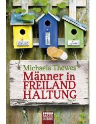 Leseprobe zum Titel: Männer in Freilandhaltung - Die Onleihe
