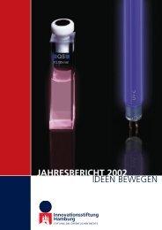 Auszug Jahresbericht 2002 - ER Consulting