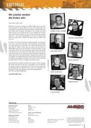 maxx tuner 1/2008 - awt-online - Der Entwicklungsbereich der AWT ...