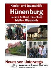 Bootcamp Œ oder was - Kinder- und Jugendhilfe Hünenburg