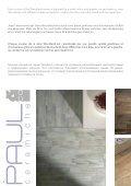 Tel. +39 0536 1945128 - Fax +39 0536 824333 www.paulceramiche.it - Page 4