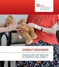 Gewalt erkennen - Ausgabe 2011 - Bildungshaus Batschuns