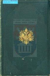 Geschichte des kk 28. Infanterie-Regimentes FZM Ludwig Ritter von ...