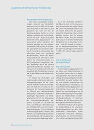 bb-nrw gb2010 lagebericht - Bürgschaftsbank NRW