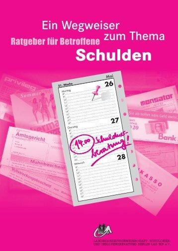 Download [PDF] - Landesarbeitsgemeinschaft Schuldner