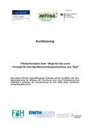 Kurzfassung - Difu.de